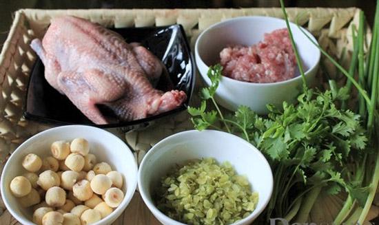 [Hướng Dẫn] Cách nấu món Bồ Câu Hầm Hạt Sen