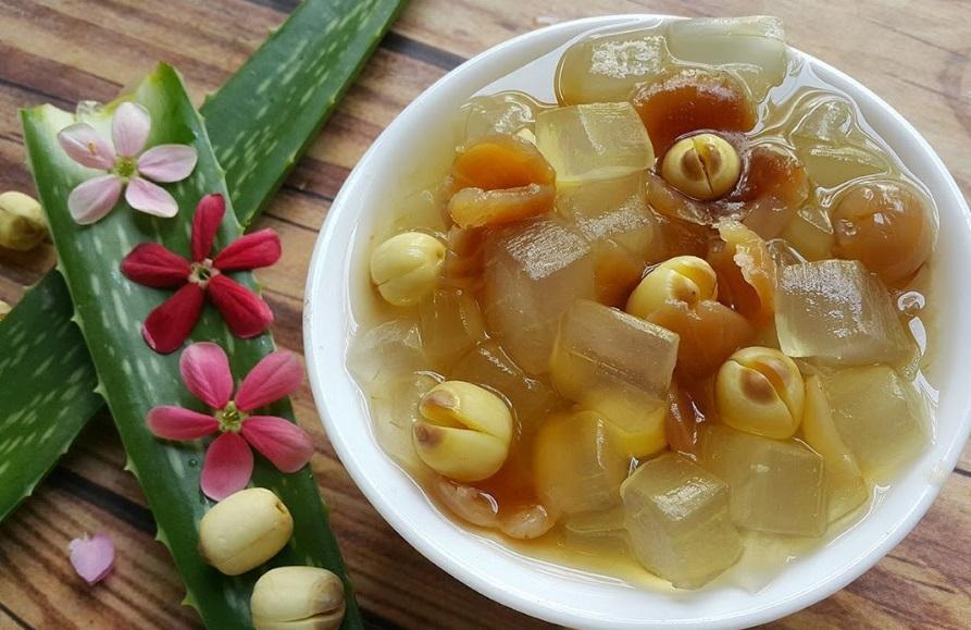 [Nổi Bật] 8 Cách nấu Chè Hạt Sen phổ biến nhất