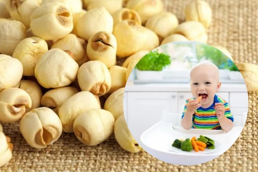 [Nổi Bật] Trẻ Em Ăn Hạt Sen có tốt không?